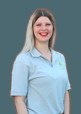 Rachel Educatrice au Clocher de Vie
