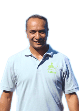 Salem Zaidi Administrateur au Clocher de Vie
