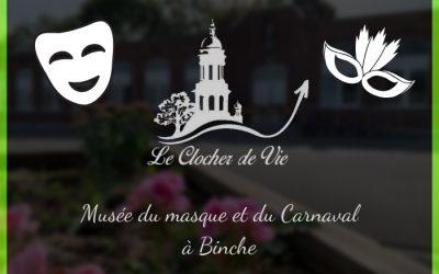 Musée du masque et du Carnaval à Binche