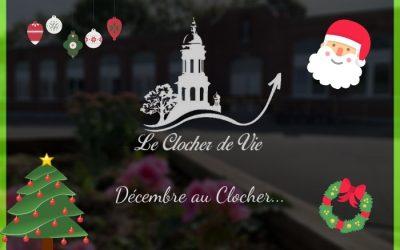 Décembre au Clocher